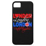 Casamata del iPhone 5 de Londres iPhone 5 Fundas