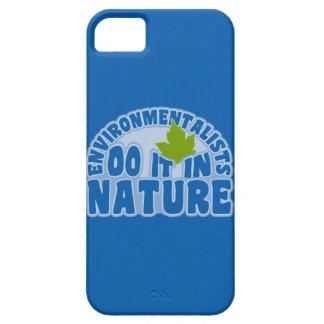 Casamata del iPhone 5 de los ecologistas Funda Para iPhone SE/5/5s