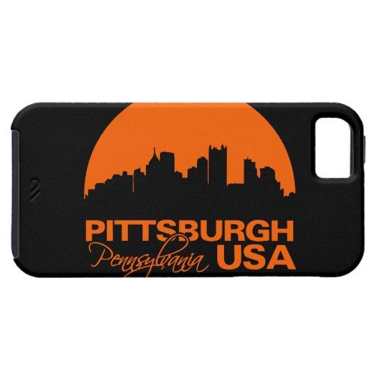 Casamata del iPhone 5 de Pittsburgh Funda Para iPhone SE/5/5s