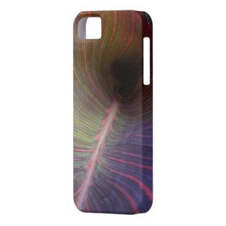 Casamata del iPhone 5 del ~ de la hoja de Canna iPhone 5 Case-Mate Cárcasa