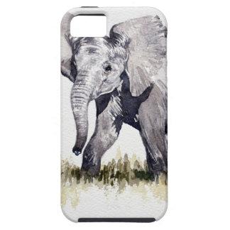 Casamata del iPhone 5 del elefante del bebé dura iPhone 5 Funda
