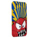 ¡Casamata del monstruo 9a de IPHONE 3G/GS! iPhone 3 Case-Mate Cobertura