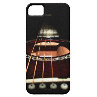 Casamata del primer iPhone5 de la guitarra acústic iPhone 5 Case-Mate Cárcasa