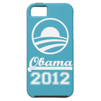Casamata dura 2012 del iPhone 5 de OBAMA Funda Para iPhone SE/5/5s