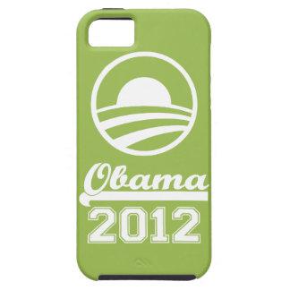 Casamata dura 2012 del iPhone 5 de OBAMA (manzana) Funda Para iPhone SE/5/5s