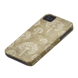 Casamata elegante apenada del iphone 4 del modelo Case-Mate iPhone 4 carcasas