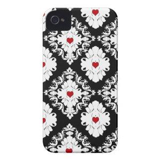 Casamata elegante del iphone 4 del modelo del Case-Mate iPhone 4 cárcasas