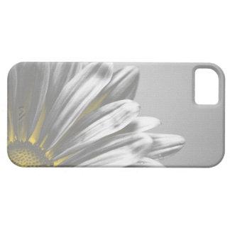 Casamata floral amarilla del iPhone 5 de los punto iPhone 5 Carcasa