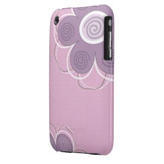 Casamata floral de moda 3GS del iPhone 3G el | de iPhone 3 Carcasas