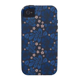 Casamata hawaiana azul de Apple Iphone 4 dura iPhone 4 Carcasa