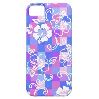 Casamata hawaiana del iPhone 5 del hibisco del tab iPhone 5 Case-Mate Cárcasa