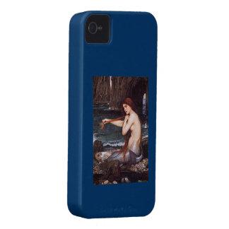 Casamata ID™ Apple 4/4S Cov de la sirena del Carcasa Para iPhone 4 De Case-Mate