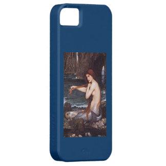 Casamata ID™ Apple 4 Cov de la sirena del Funda Para iPhone SE/5/5s
