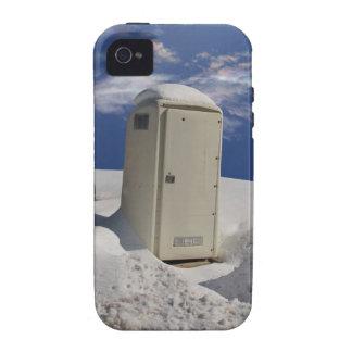 Casamata insignificante portátil Barely There del  Case-Mate iPhone 4 Funda