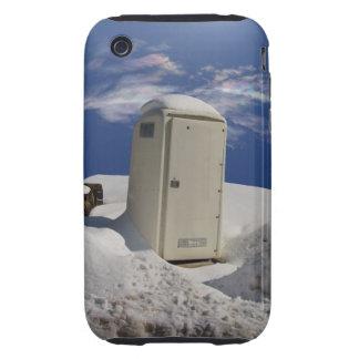 Casamata insignificante portátil del iPhone 3 del  iPhone 3 Tough Protectores