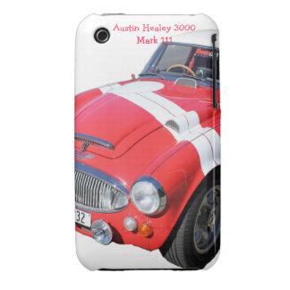 Casamata INTRÉPIDA Austin Healey 3000 de iPhone 3 Case-Mate Carcasas