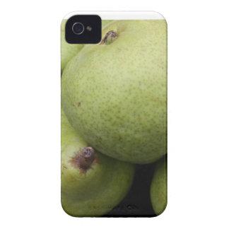 Casamata intrépida Barely There de Blackberry de iPhone 4 Cárcasa