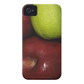 Casamata intrépida Barely There de Blackberry de iPhone 4 Cárcasas