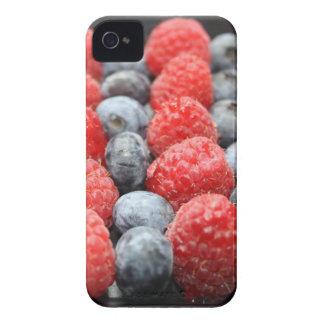 Casamata intrépida Barely There de Blackberry de iPhone 4 Case-Mate Carcasa