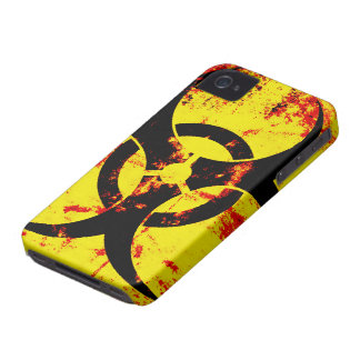 Casamata intrépida Barely There de Blackberry del  Case-Mate iPhone 4 Protector