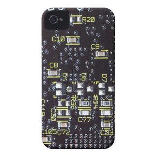 Casamata intrépida de Blackberry del tablero del c