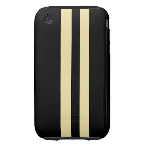 CASAMATA iPHON/BLACKBERRY de BARELY THERE Tough iPhone 3 Protector