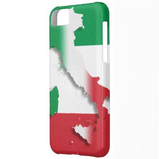 Casamata italiana ID™ del iPhone 5 de la bandera d Funda Para iPhone 5C