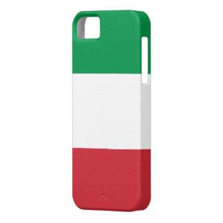 Casamata italiana ID™ del iPhone 5 de la bandera Funda Para iPhone SE/5/5s