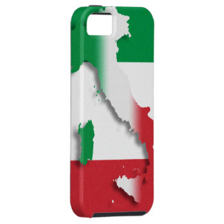 Casamata italiana Tough™ del iPhone 5 de la iPhone 5 Funda