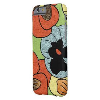 Casamata loca para la colección del caso del funda de iPhone 6 barely there