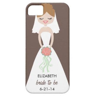 Casamata personalizada Barely There del iPhone 5 iPhone 5 Funda