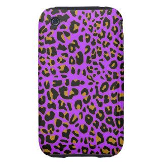 Casamata púrpura del iPhone 3G/3GS de Jaguar dura Funda Resistente Para iPhone 3
