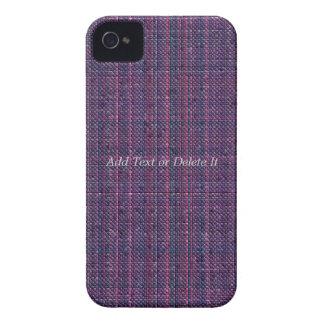 Casamata púrpura del iphone 4 del mosaico Case-Mate iPhone 4 funda