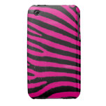 Casamata rosada apenas There™ del iPhone 3G/3GS de Case-Mate iPhone 3 Carcasas