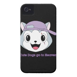 Casamata superior apenas There™ de Dog™ 4/4S iPhone 4 Case-Mate Cárcasas