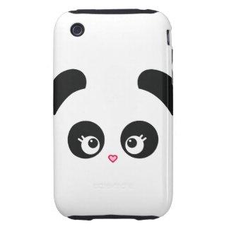Casamata Tough™ del iPhone 3G/3GS de Panda® del Tough iPhone 3 Funda