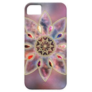 Casamata veteada del iPhone de las galaxias iPhone 5 Carcasa