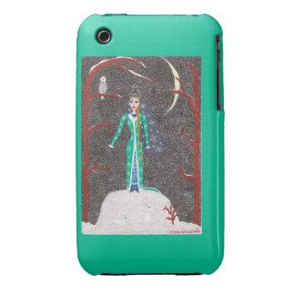 Casamata virginal del iPhone 3G de la nieve Funda Para iPhone 3 De Case-Mate