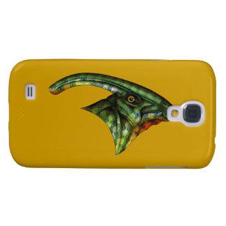 Casamata viva de HTC del Hadrosaur Funda Para Samsung Galaxy S4