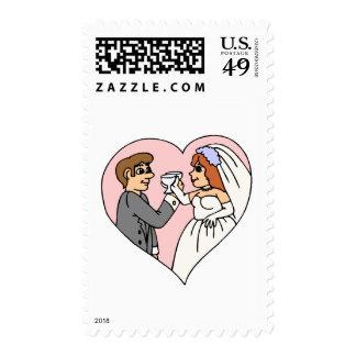 Casando los sellos/suministra 45
