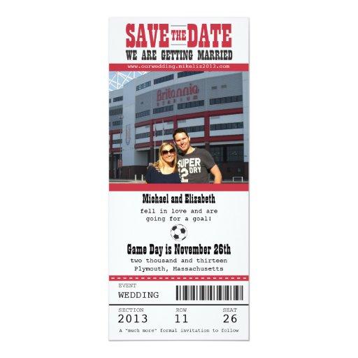 Casando reserva el boleto del fútbol de la fecha comunicado