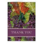 Casandose gracias las notas, hoja de la uva del ot felicitaciones