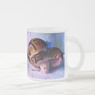 Casanova Eats Mug