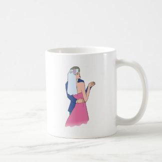 Casar 44 nupciales taza de café