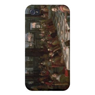 Casar banquete iPhone 4/4S fundas