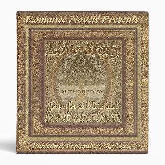 """Casar el libro de """"Love Story"""" Carpeta 1"""""""