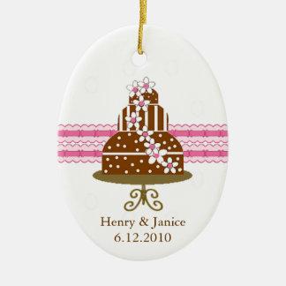 Casar el ornamento decorativo adorno para reyes