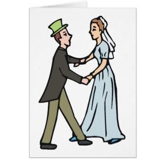 Casar la ducha 25 felicitacion