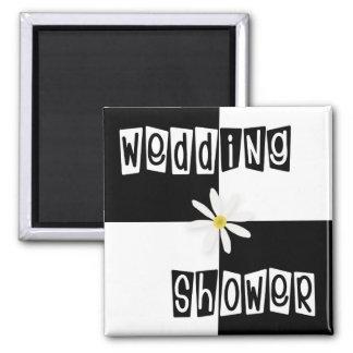 Casar la ducha imán de nevera