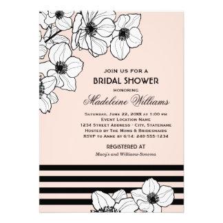 Casar las flores nupciales de la anémona de la inv comunicado personalizado